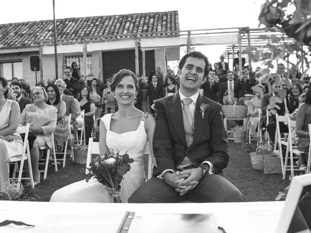 La boda de Miguel y Belén en Toledo, Toledo 32