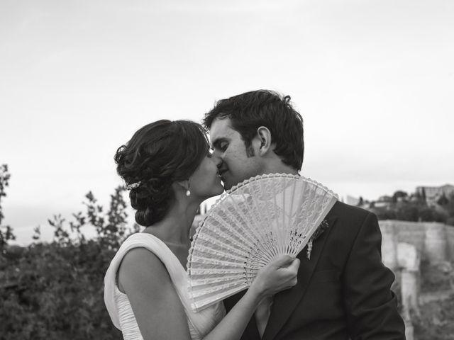 La boda de Miguel y Belén en Toledo, Toledo 40