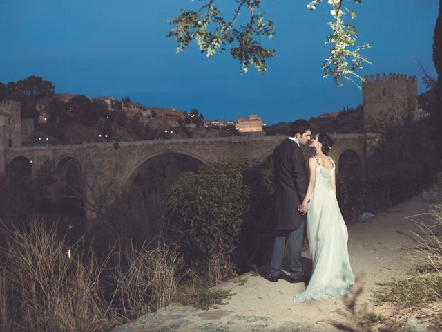La boda de Miguel y Belén en Toledo, Toledo 49