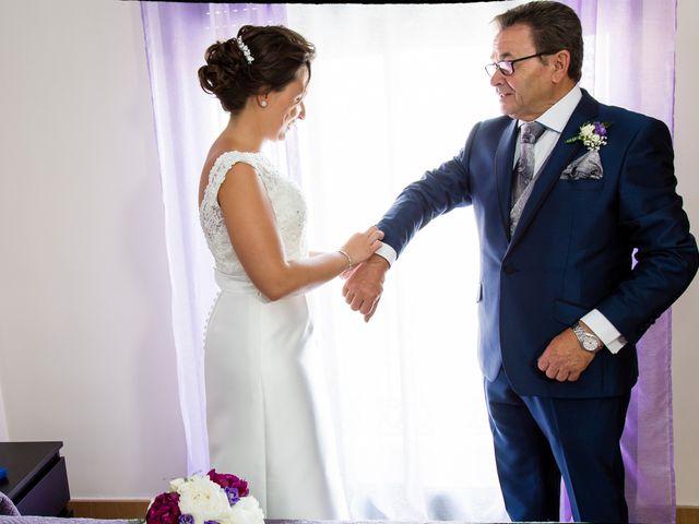La boda de Israel y Nines en Illescas, Toledo 11