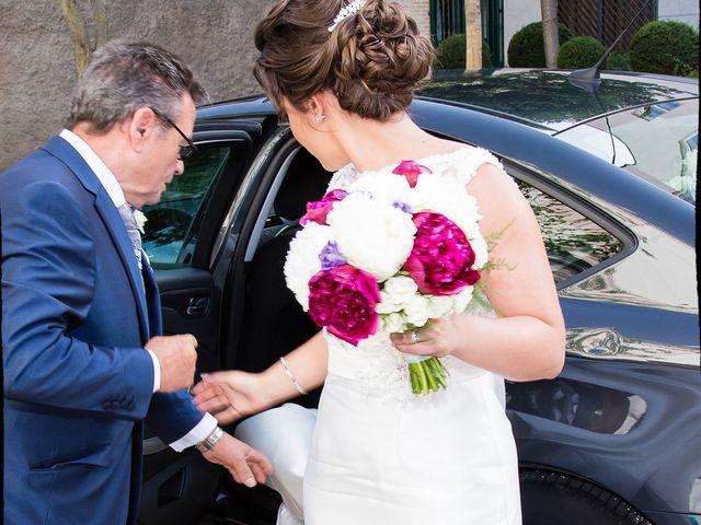 La boda de Israel y Nines en Illescas, Toledo 14