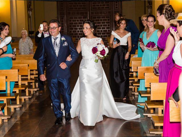 La boda de Israel y Nines en Illescas, Toledo 15