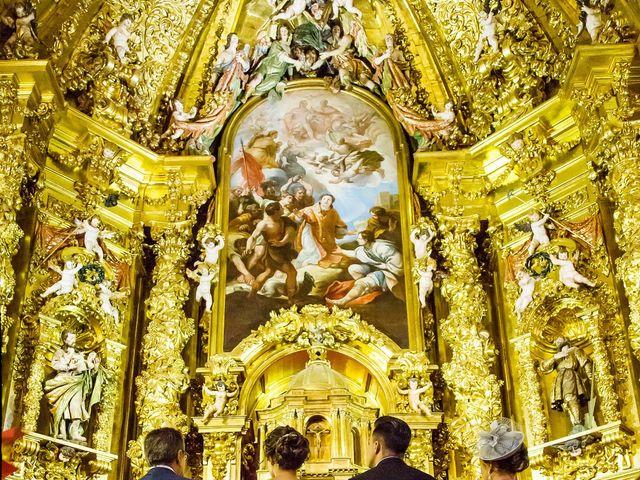 La boda de Israel y Nines en Illescas, Toledo 17