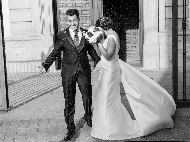 La boda de Israel y Nines en Illescas, Toledo 18
