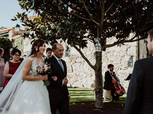 La boda de Jaime y Paula en Raris, A Coruña 43