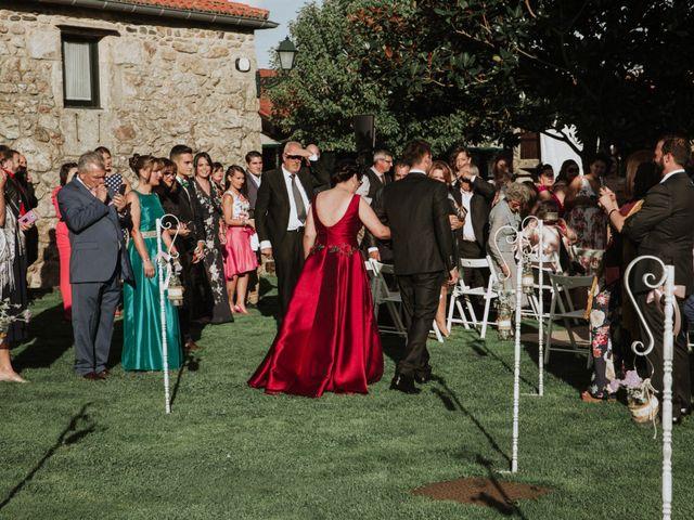 La boda de Jaime y Paula en Raris, A Coruña 46