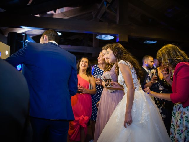 La boda de Jaime y Paula en Raris, A Coruña 86