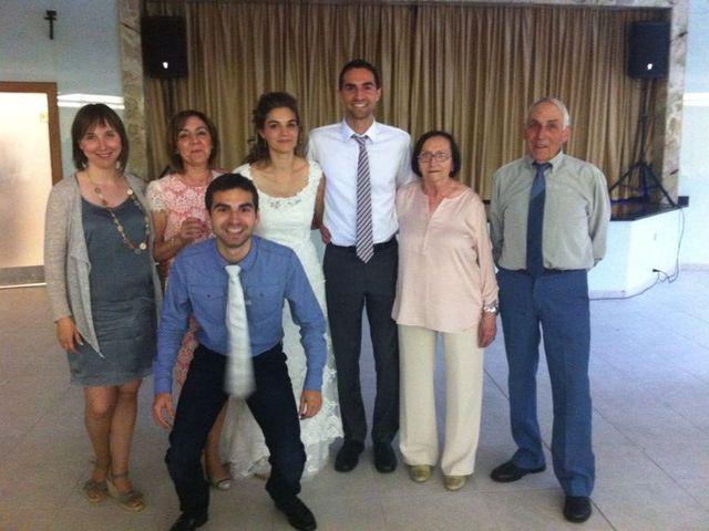 La boda de Natalia y Franc en Olot, Girona 1