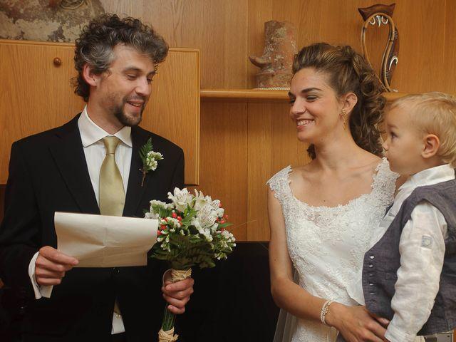 La boda de Natalia y Franc en Olot, Girona 10