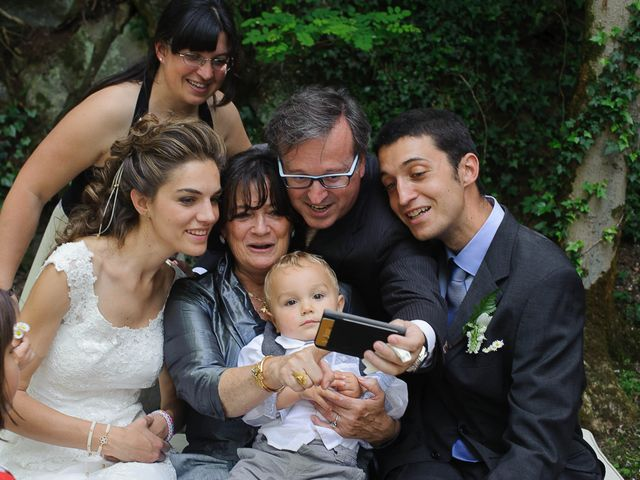 La boda de Natalia y Franc en Olot, Girona 15