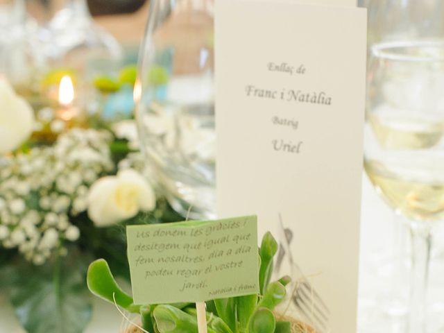 La boda de Natalia y Franc en Olot, Girona 17