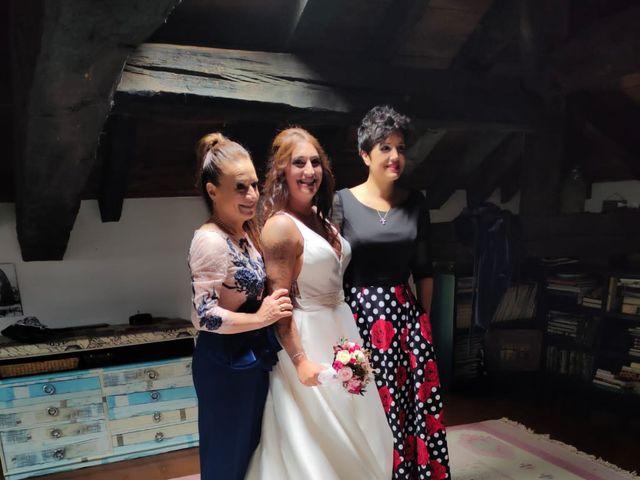 La boda de Iker y Carla en Izarza, Vizcaya 2