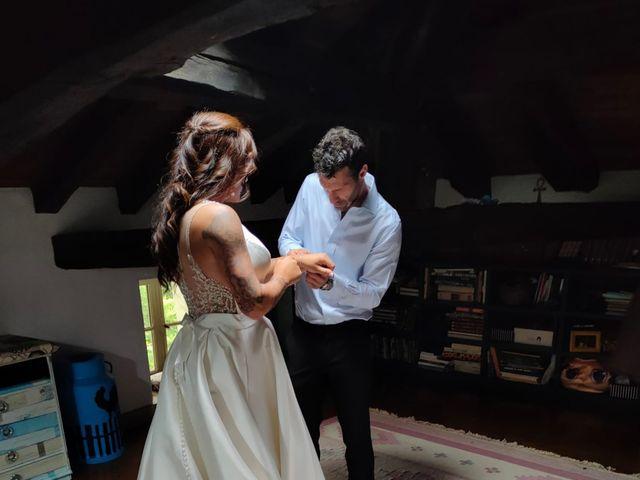 La boda de Iker y Carla en Izarza, Vizcaya 3