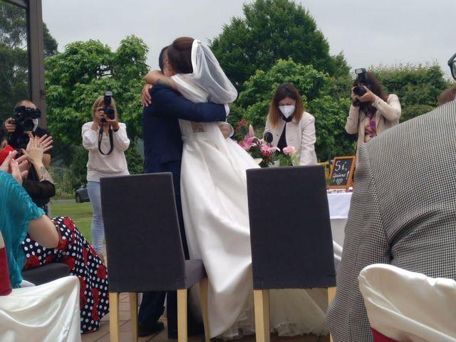 La boda de Iker y Carla en Izarza, Vizcaya 1
