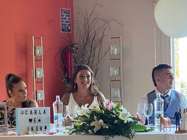 La boda de Iker y Carla en Izarza, Vizcaya 4