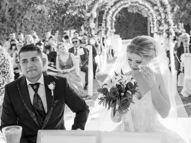 La boda de Alber y Alina en Guadalajara, Guadalajara 15