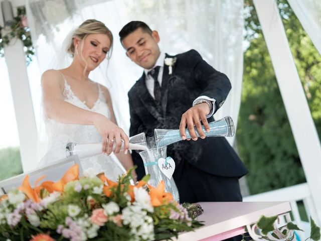 La boda de Alber y Alina en Guadalajara, Guadalajara 16