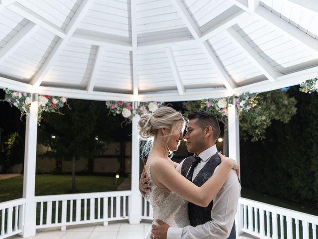 La boda de Alina y Alber