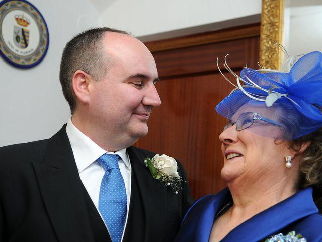 La boda de Víctor y Sonia en Valdastillas, Cáceres 2