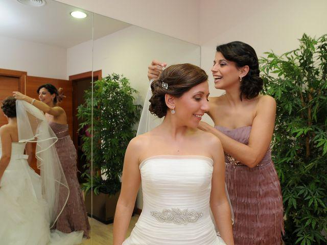 La boda de Víctor y Sonia en Valdastillas, Cáceres 5
