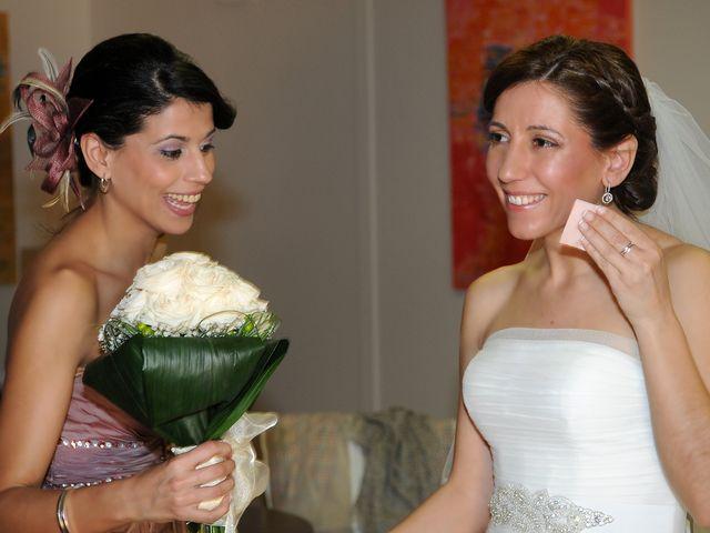 La boda de Víctor y Sonia en Valdastillas, Cáceres 7
