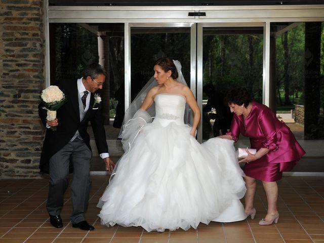 La boda de Víctor y Sonia en Valdastillas, Cáceres 8