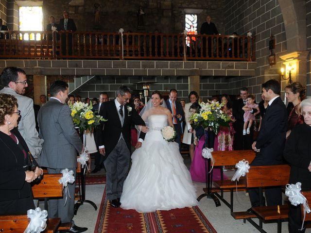 La boda de Víctor y Sonia en Valdastillas, Cáceres 11