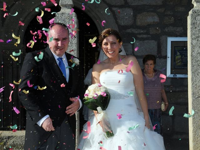 La boda de Víctor y Sonia en Valdastillas, Cáceres 12