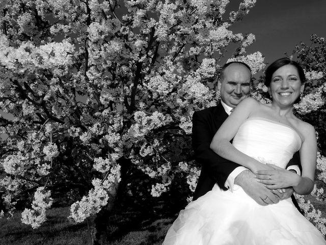 La boda de Víctor y Sonia en Valdastillas, Cáceres 14