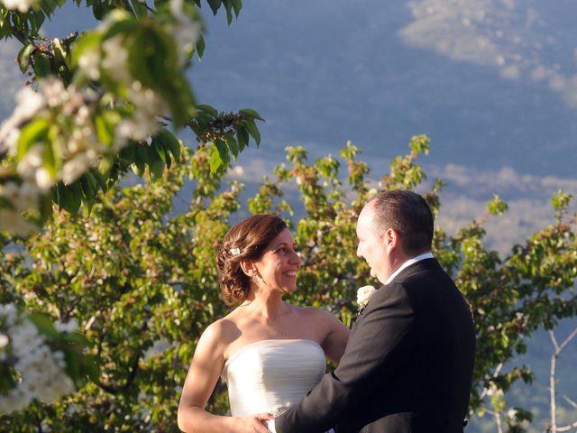 La boda de Víctor y Sonia en Valdastillas, Cáceres 16