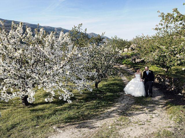 La boda de Víctor y Sonia en Valdastillas, Cáceres 18