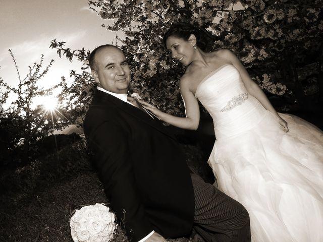 La boda de Víctor y Sonia en Valdastillas, Cáceres 20