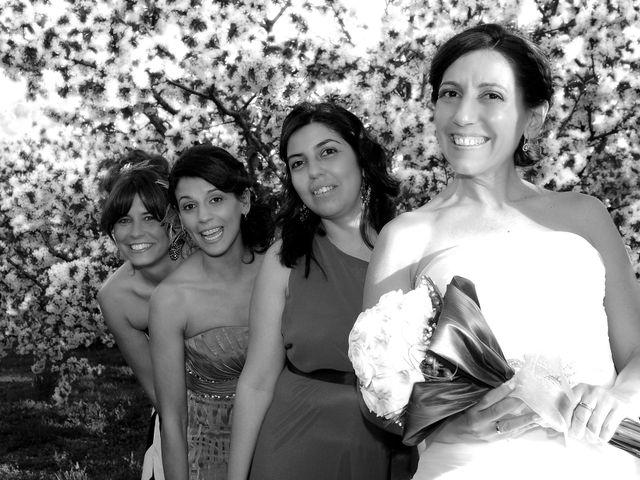 La boda de Víctor y Sonia en Valdastillas, Cáceres 22