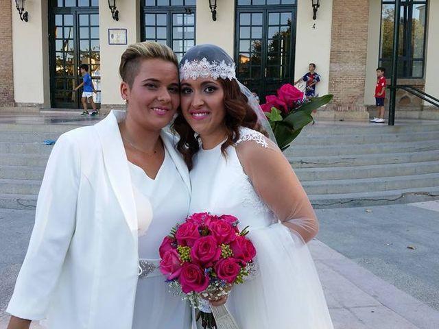 La boda de Lorena  y Anais en Campillos, Málaga 2