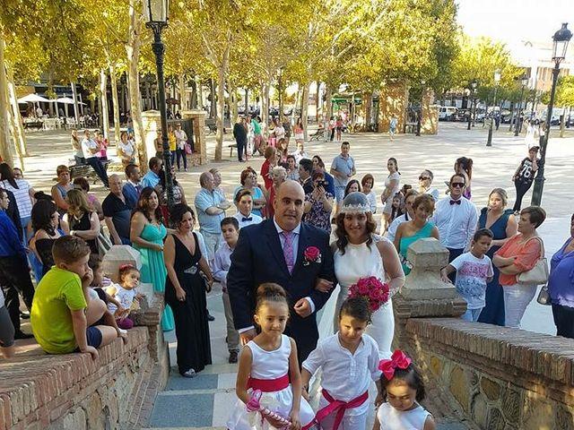 La boda de Lorena  y Anais en Campillos, Málaga 7