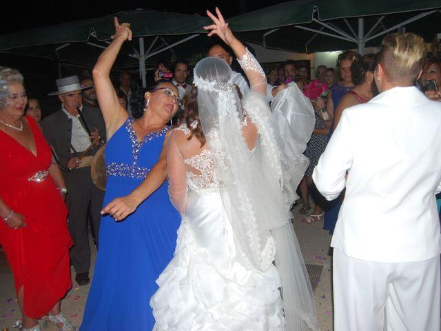 La boda de Lorena  y Anais en Campillos, Málaga 18