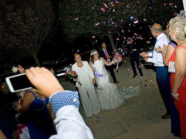 La boda de Lorena  y Anais en Campillos, Málaga 19