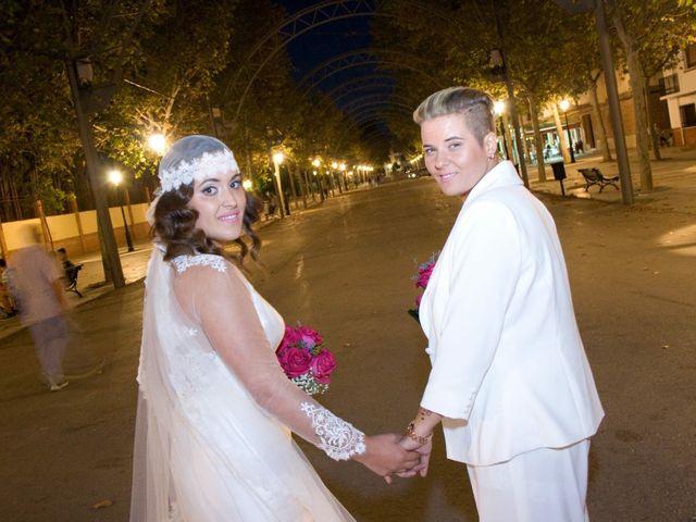 La boda de Lorena  y Anais en Campillos, Málaga 20