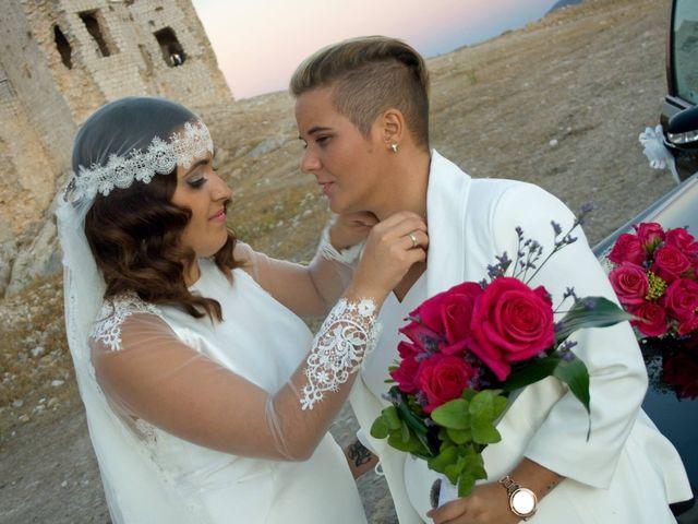 La boda de Lorena  y Anais en Campillos, Málaga 22