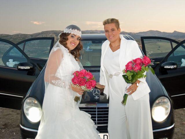 La boda de Lorena  y Anais en Campillos, Málaga 23