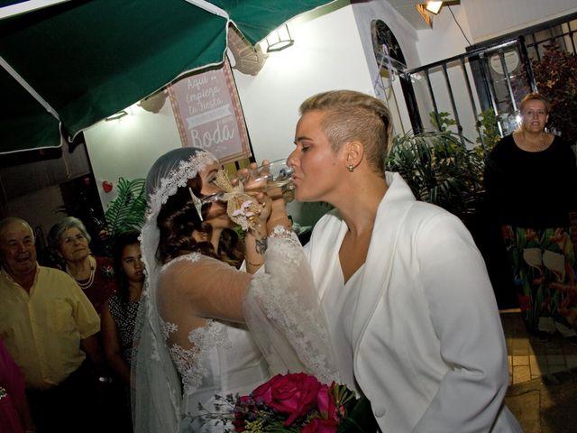 La boda de Lorena  y Anais en Campillos, Málaga 24