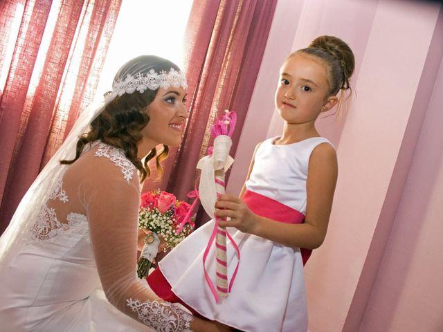 La boda de Lorena  y Anais en Campillos, Málaga 33