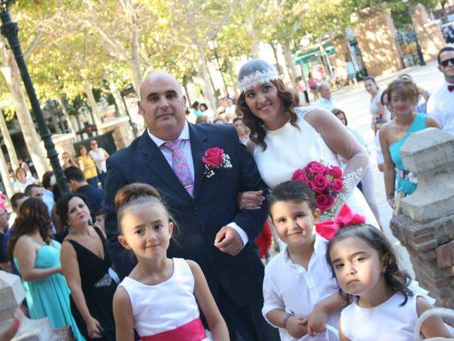 La boda de Lorena  y Anais en Campillos, Málaga 35
