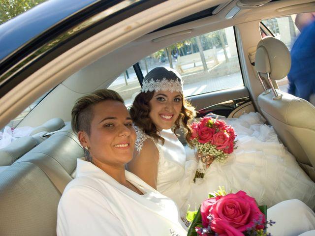 La boda de Lorena  y Anais en Campillos, Málaga 40