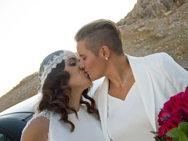 La boda de Lorena  y Anais en Campillos, Málaga 42