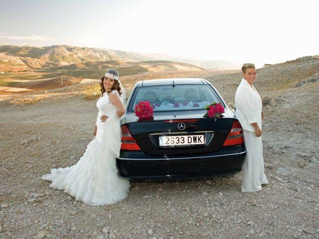 La boda de Lorena  y Anais en Campillos, Málaga 43