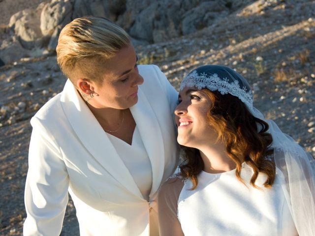 La boda de Lorena  y Anais en Campillos, Málaga 45