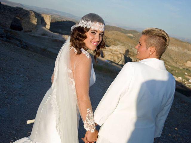 La boda de Lorena  y Anais en Campillos, Málaga 48