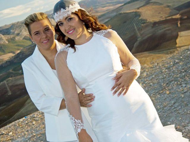 La boda de Lorena  y Anais en Campillos, Málaga 49