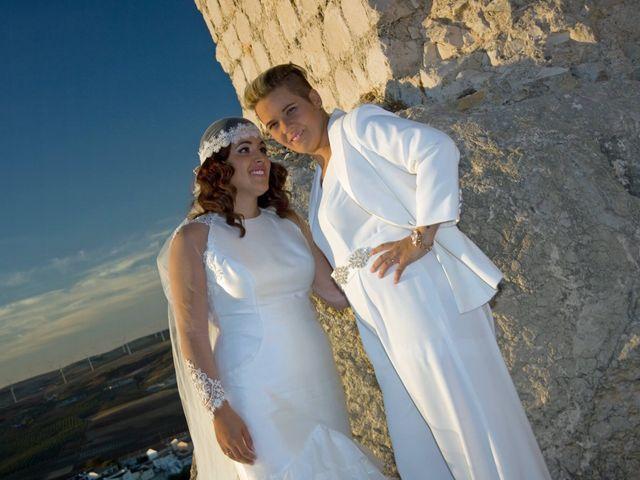La boda de Lorena  y Anais en Campillos, Málaga 55
